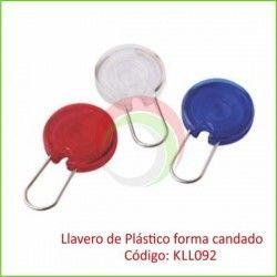 Llavero de Plástico forma candado