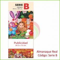 Código: Serie B