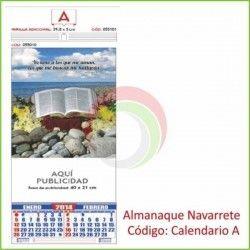 Código: Calendario A