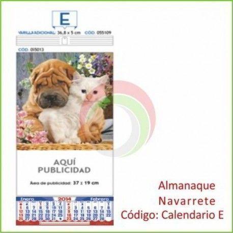 Código: Calendario E