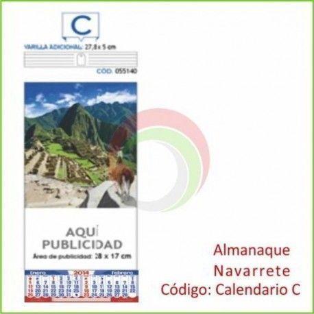 Código: Calendario C