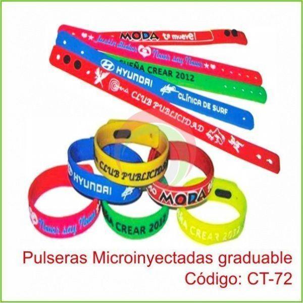 9a02c274bec9 Pulseras Publicitarios