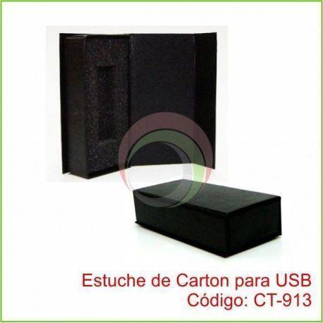 Estuche de Carton para USB