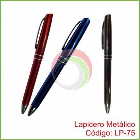 Lapicero Metálico LP-75