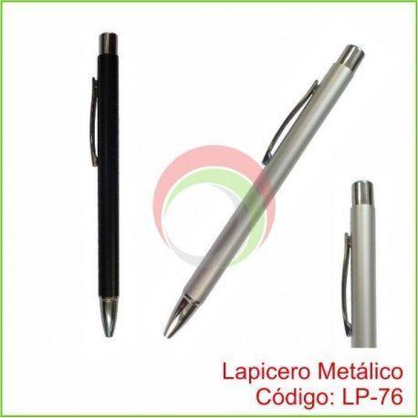 Lapicero Metálico