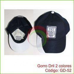 Gorro Drill 2 colores