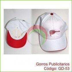 Gorros Publicitarios GD53