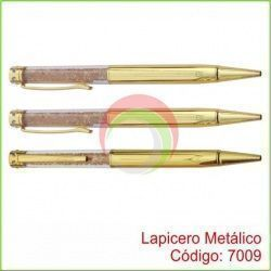 Lapiceros Metalicos 7009