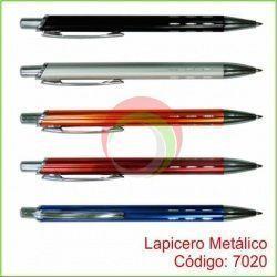 Lapiceros Metalicos 7020