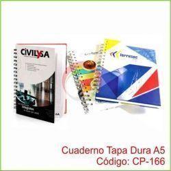 Cuaderno Tapa Dura A5