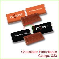 Chocolates Publicitarios C23