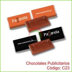 Chocolates Publicitarios