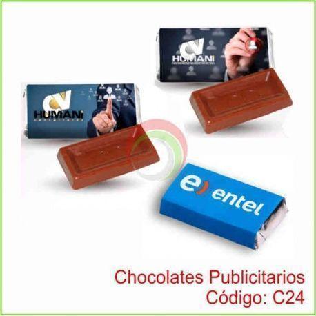 Chocolates de 4 gramos