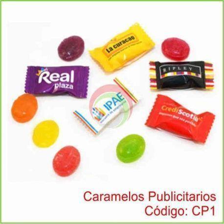 Caramelos Promocionales