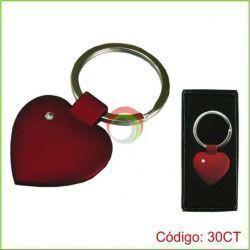 Llavero Metálico Corazón