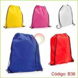 Bolso Notex con pita 36x42