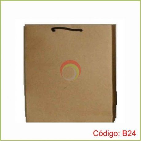 Bolsa ecologica de papel c