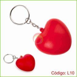 Llavero corazón antiestres