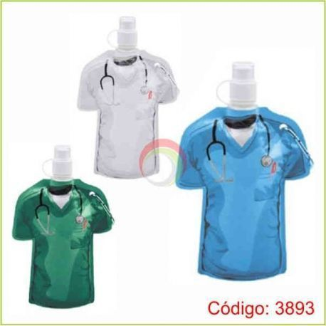 Tomatodo flexible camiseta medico