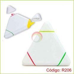 Resaltador Triangulo