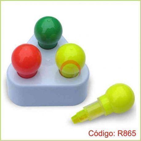 Resaltador tipo crayola r865