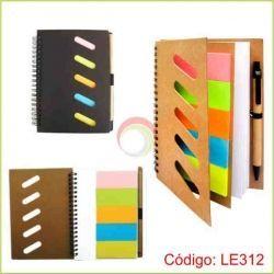 Libreta Ecologica LE312