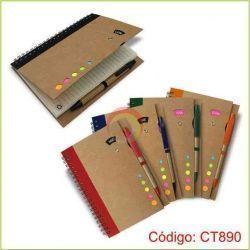 Libreta Eecologica ct890