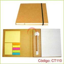 Libreta ecologica ct110