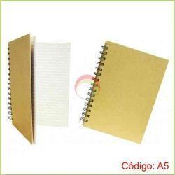 Libreta Ecologica A5