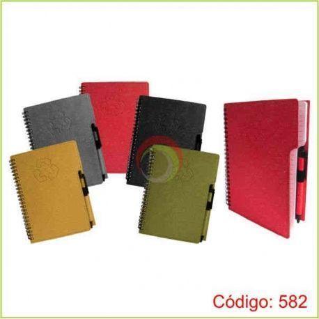 Libreta ecologica 582
