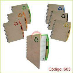 Libreta Ecológica 603