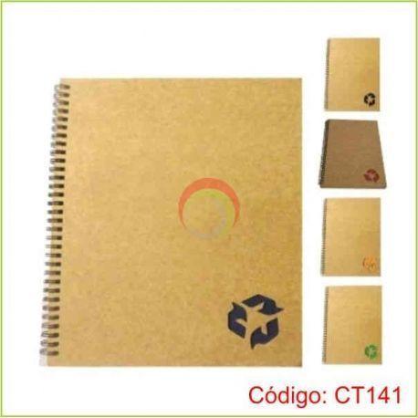 Libreta ecologica A4
