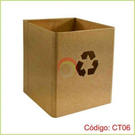 Porta lapicero ecologico