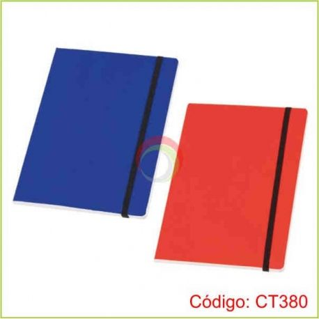 Cuaderno a rayas