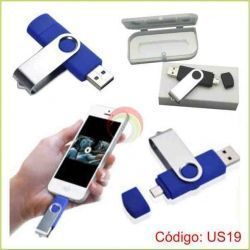 USB de 4GB Doble Interface