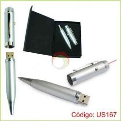 USB Lapicero Puntero Laser de 4gb
