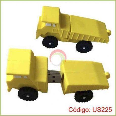 Usb camion volquete de 4gb