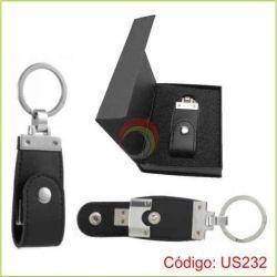 USB de Cuero 4 GB