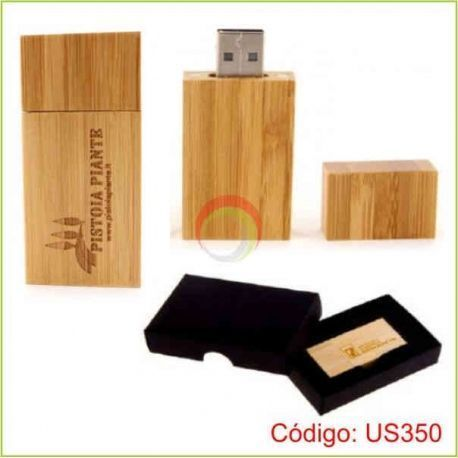Usb bamboo color arena 8gb