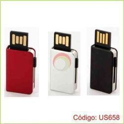 USB Push de 4GB