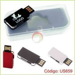 USB Push de 8GB