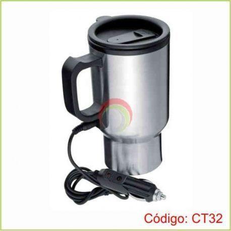 Jarro mug con conexion usb