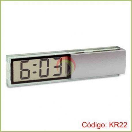 Mini reloj de escritorio