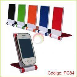 Porta celular de plastico