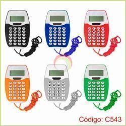 Calculadora Colgante
