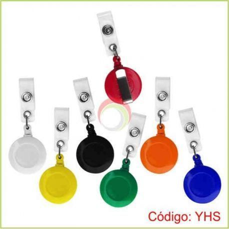 Yoyo id holder solido