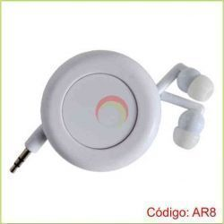 Audifono Redondo