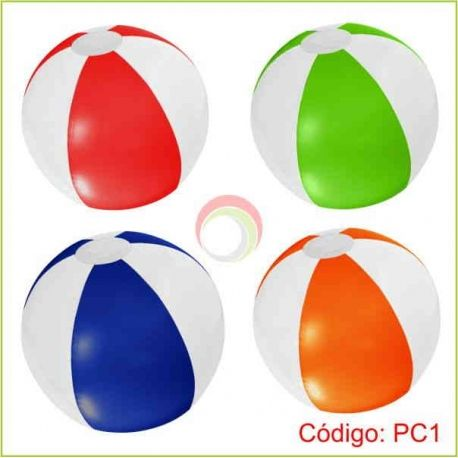 Pelota inflable combinado