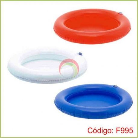 Frisbee inflable