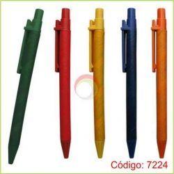Lapicero Ecológico - Código: 7224